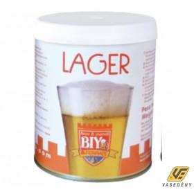 Maláta Lager 900gr 11 liter házi sörkészítéshez 21820