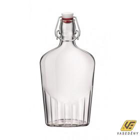 119754 Lapos csatos üveg 0,5 liter
