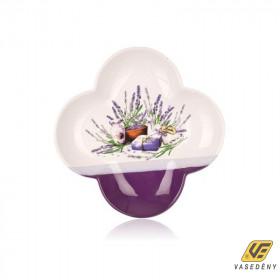 Banquet 60SM02L Kerámia kínáló tál 26cm Lavender