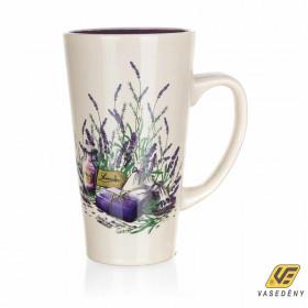 Banquet 60HH200L Magas bögre 450 ml Lavender
