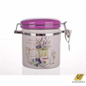 Banquet 60ZF1376 Csatos kerámia fűszertartó 450 ml Lavender