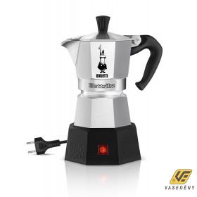 Bialetti 0002778/MR Moka Elettrika Elektromos kávéfőző 2 személyes