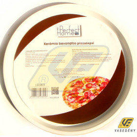 Perfect Home 10363 Pizzatepsi 32 cm kerámia bevonattal