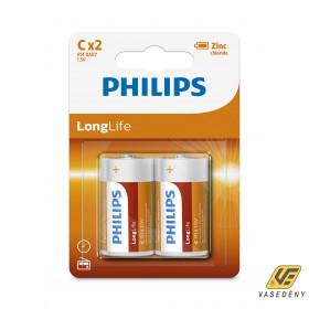 Philips PH-LL-C-B2 LongLife C elem 2db