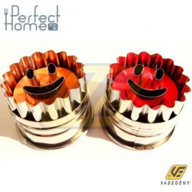 Perfect Home 10353 Linzerkiszúró rugós mosolygó