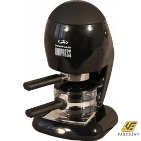 Szarvasi SZV624fekete Kávéfőző 800W