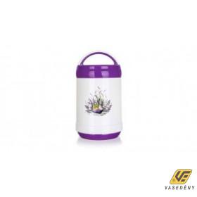 Banquet 48822014 Műanyag termosz 1,4 liter Lavender
