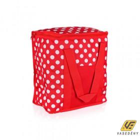 Banquet 50ML1084ARD Hűtőtáska puhafalú 20 liter piros