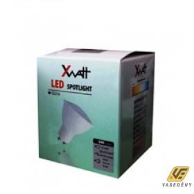 XWATT XWLGU10/6W LED Spot izzó 6W-os GU10-es foglalattal