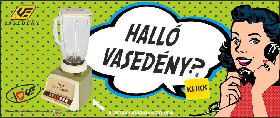Vasedény webáruház   Vasedény.hu
