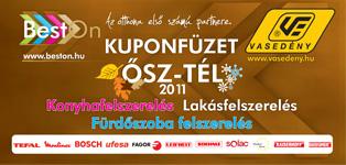 2011-es Ősz-tél kuponfüzet